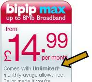 Not quite Unlimited!